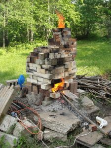 Mini Kiln Firing2